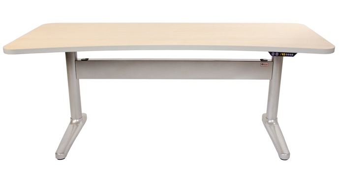 Updesk powerup review an adjustable computer desk at an affordable